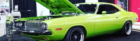 1970 Dodge Challenger : Kryptonite