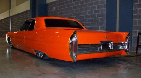 1966 Cadillac Coupe Deville Custom