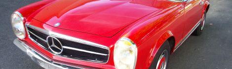 SOLD 1967 Mercedes 250SL