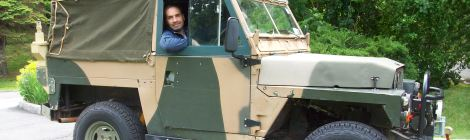 Land Rover Air Portable