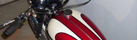 SOLD 1972 Triumph Daytona T100R