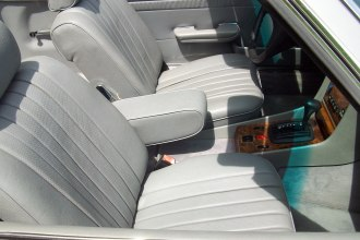 1985 Silver 380SL (12)