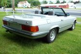 1985 Silver 380SL