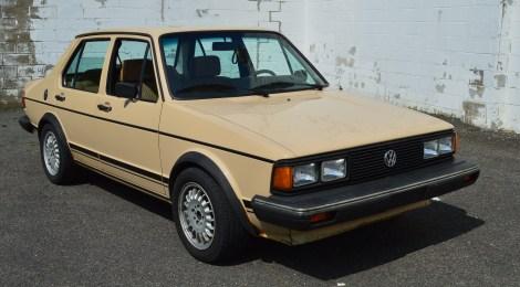 1984 Jetta Diesel
