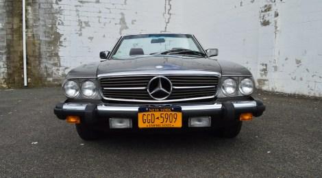 1985 Mercedes 380SL : Sale Pending