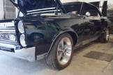 1967 Pontiac GTO Restomod LS7 Automotion Classics
