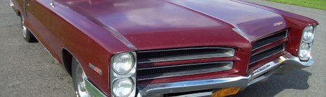 SOLD 1966 Pontiac Catalina 2+2 Convertible