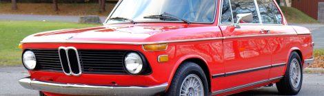 1975 BMW 2002/6