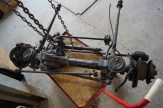Discovery 1 Front axle & suspension