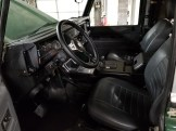 Completed Interior : Left-Hand Drive conversion and Automatic Trans Conversion completed.
