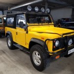 Land Rover Defender 90 D90 Automotion Classics