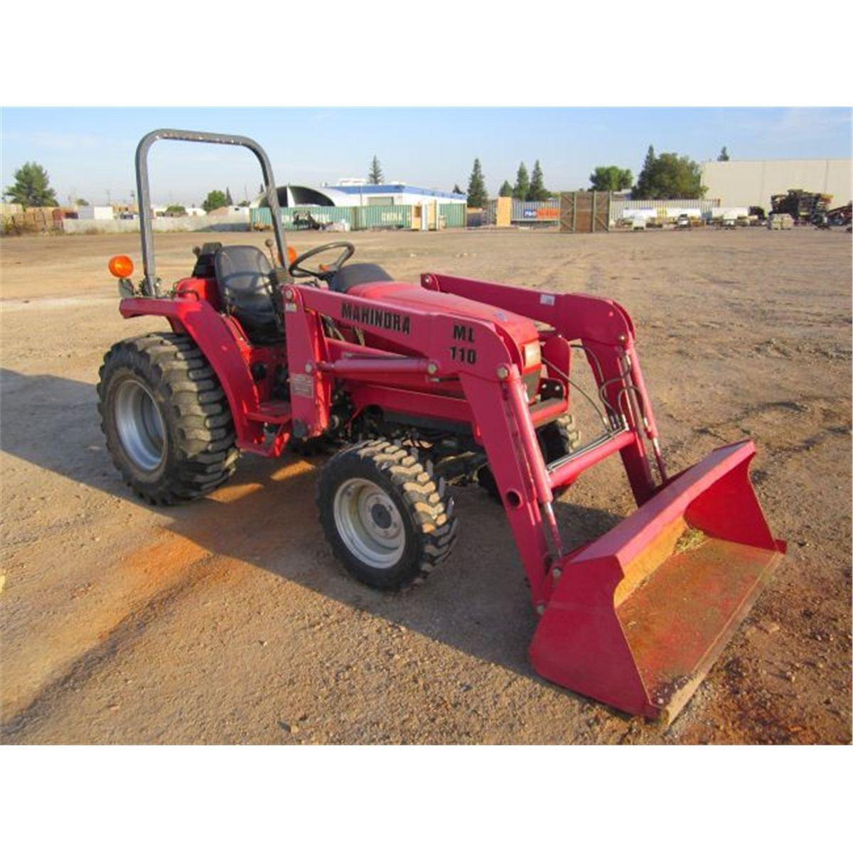 WRG-7916] Mahindra Tractor Wiring Diagram