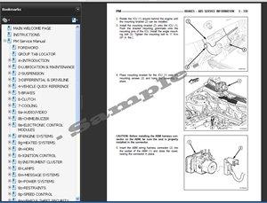 Honda Accord Coupe Factory Service Repair Manual 1994-1997