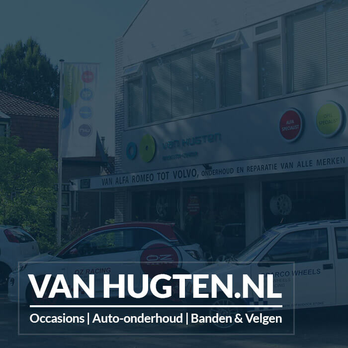 van Hugten mobility center partner
