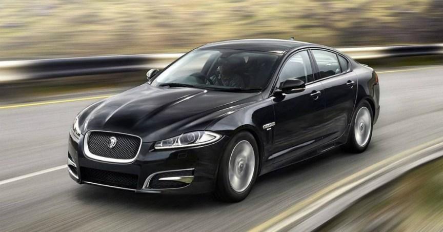 2015 Jaguar XK Series Black