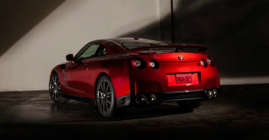 2015 Nissan GT-R NISMO Red