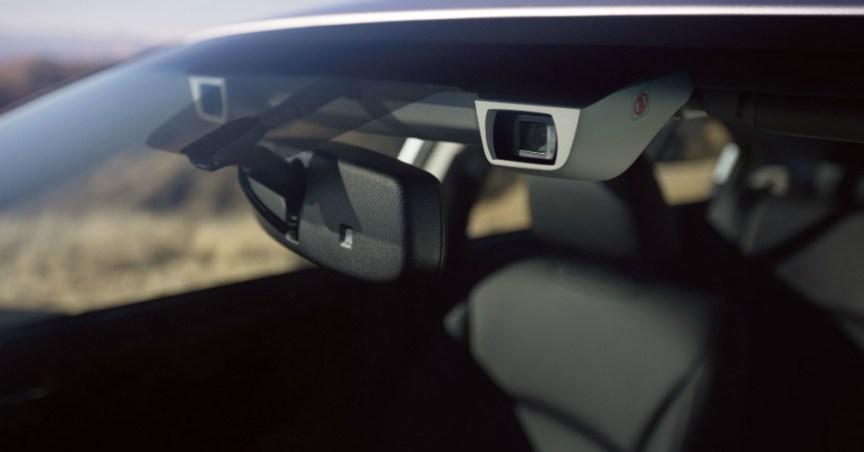 Subaru EyeSight camera system