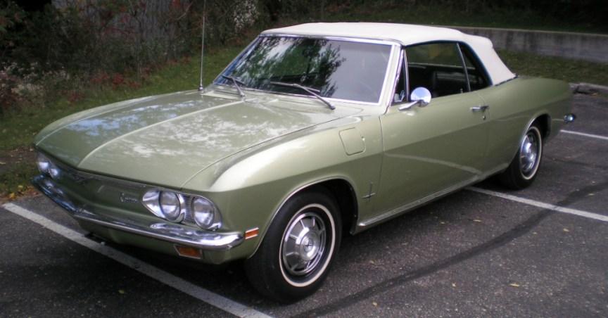 12.22.15 - 1969 Chevrolet Corvair