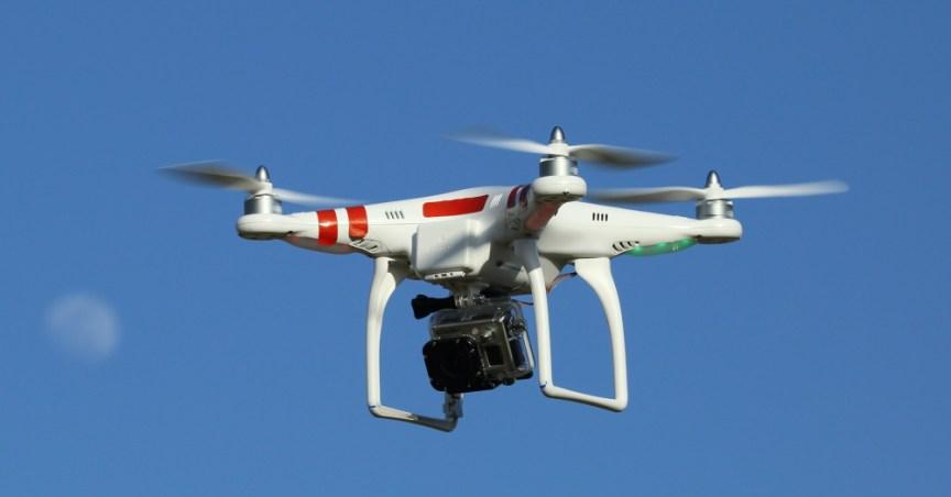 01.06.16 - DJI Phantom Drone