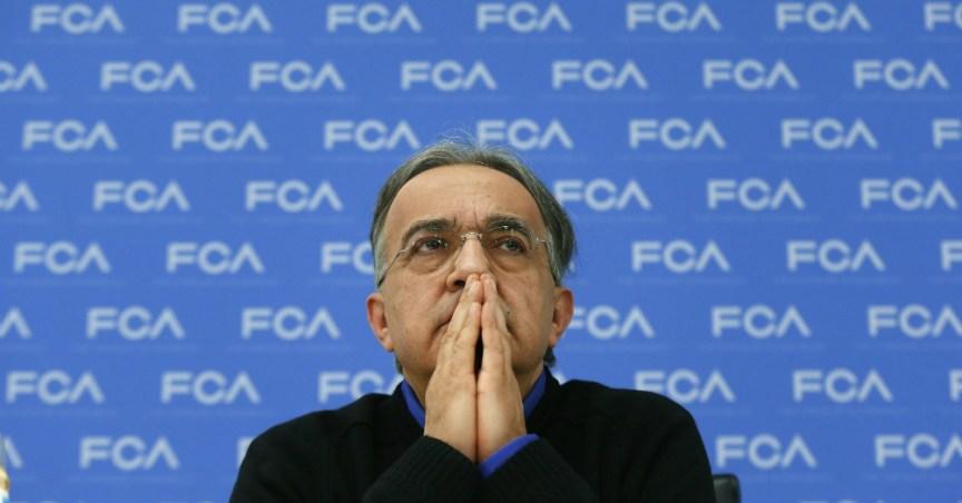 01.25.17 - FCA CEO Sergio Marchionne