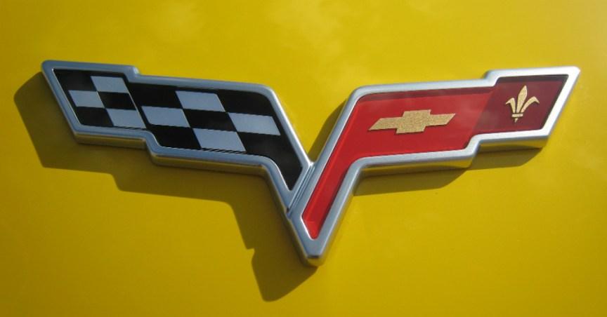 02.21.17 - Corvette Logo