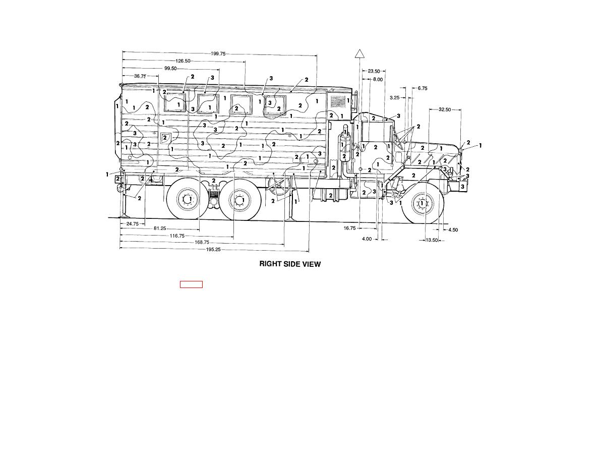 Figure 72. Truck, van, expansible: 5-ton, M934AI and