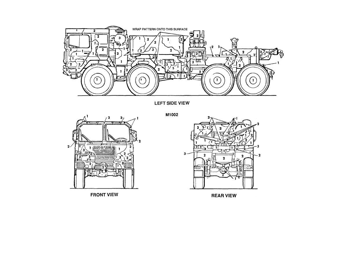 Figure 79. Truck, wrecker: 10-ton, M1002. (2 of 2)