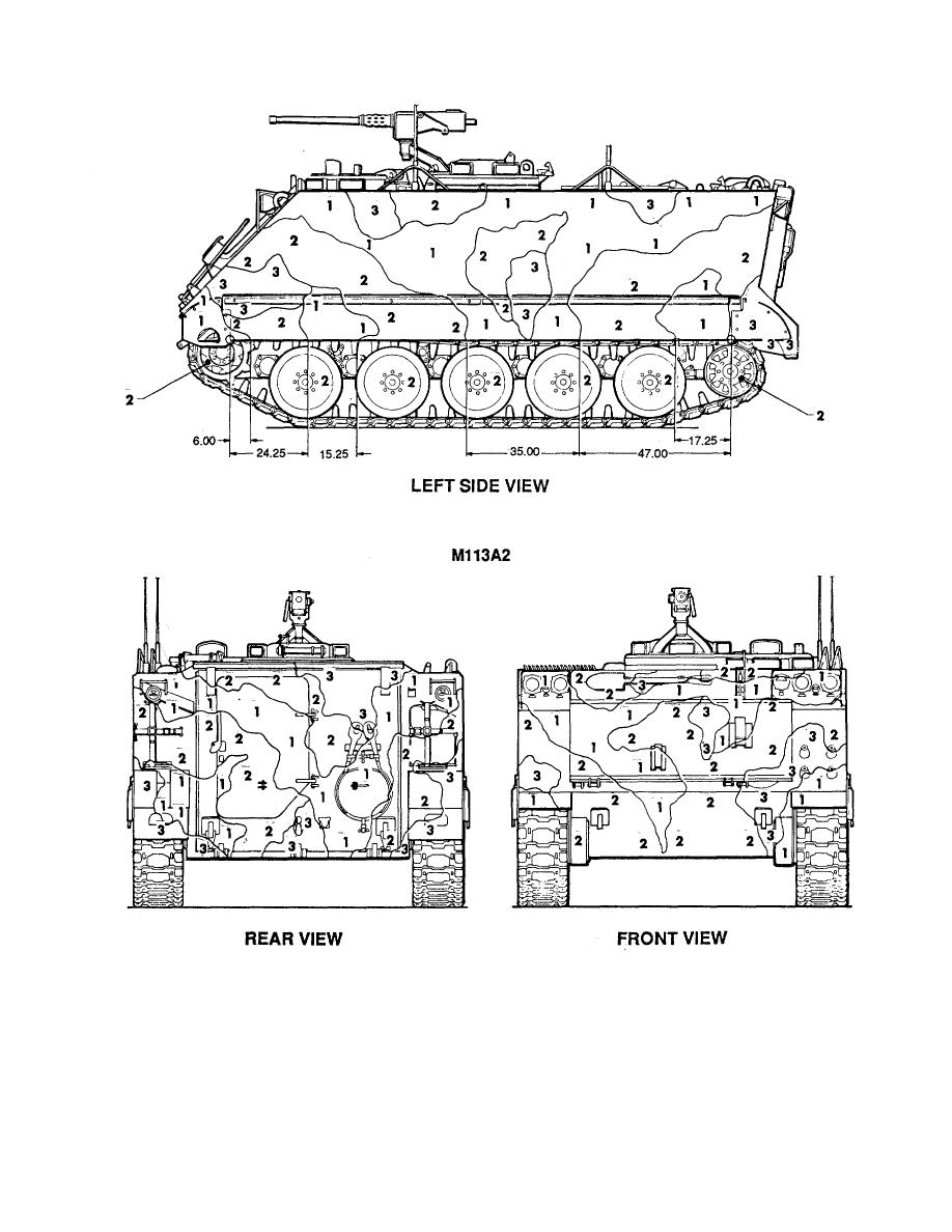 Figure 109. Carrier, personnel full tracked, armored
