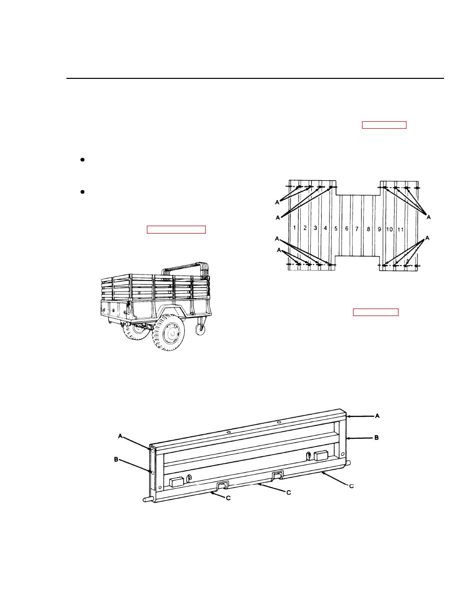 CHAPTER 23. 1 1/2-TON CARGO TRAILER: M105 SERIES
