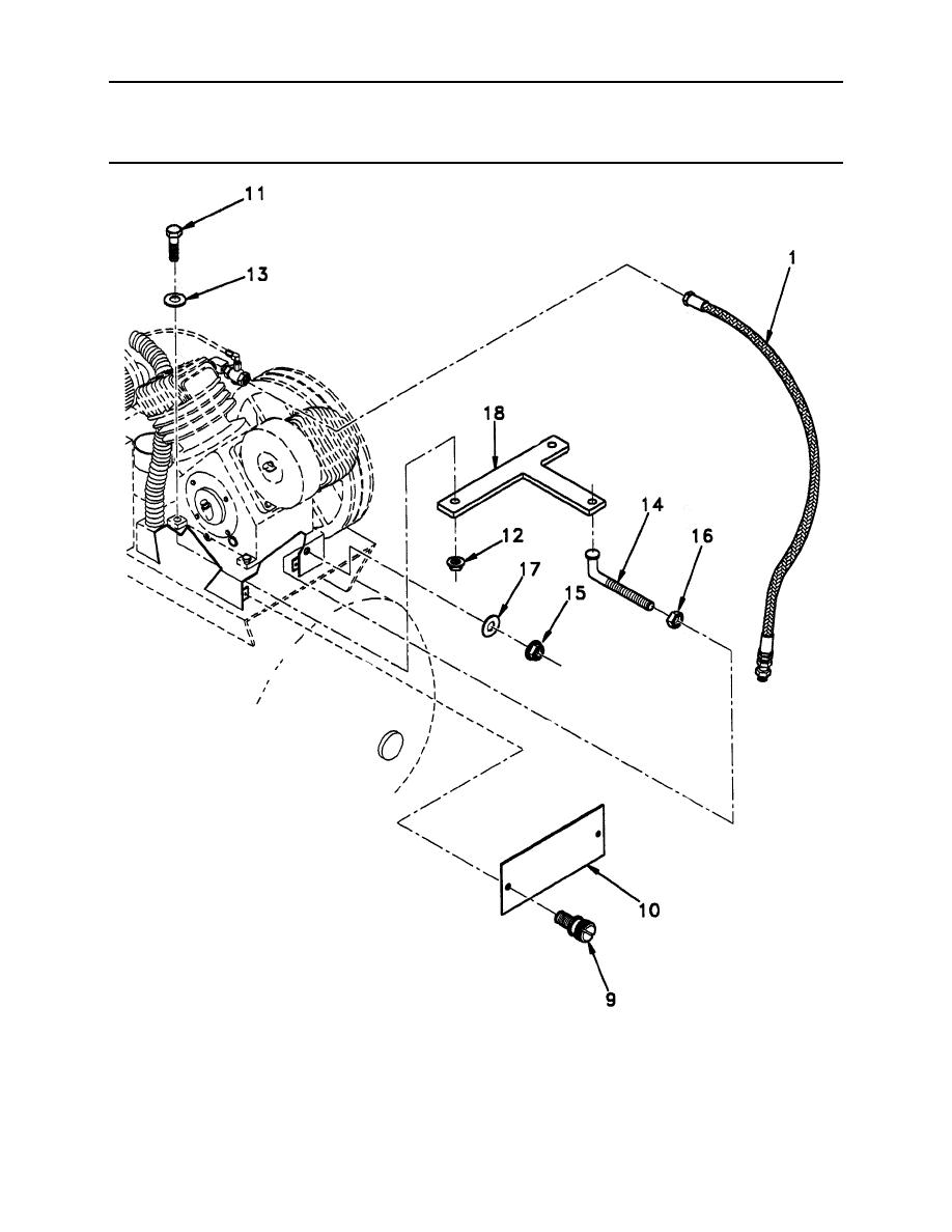 Figure 29. Air Compressor Pump (Sheet 1 of 4)