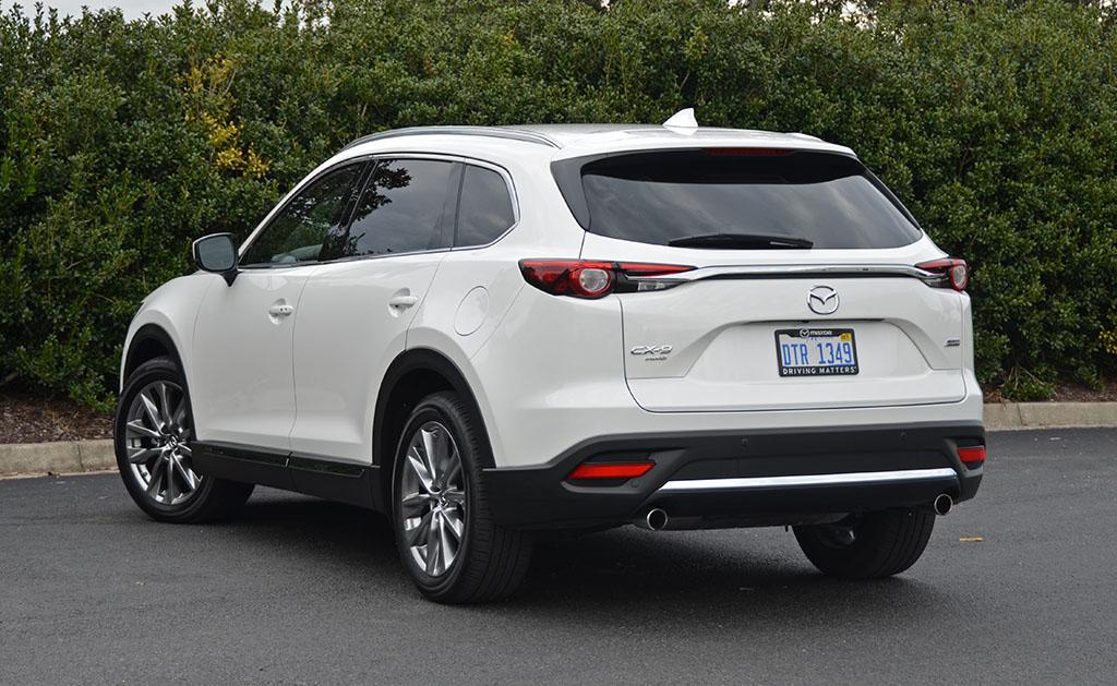 2018 Mazda Cx9 Awd Signature Review & Test Drive