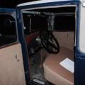 Model A Ford Interior
