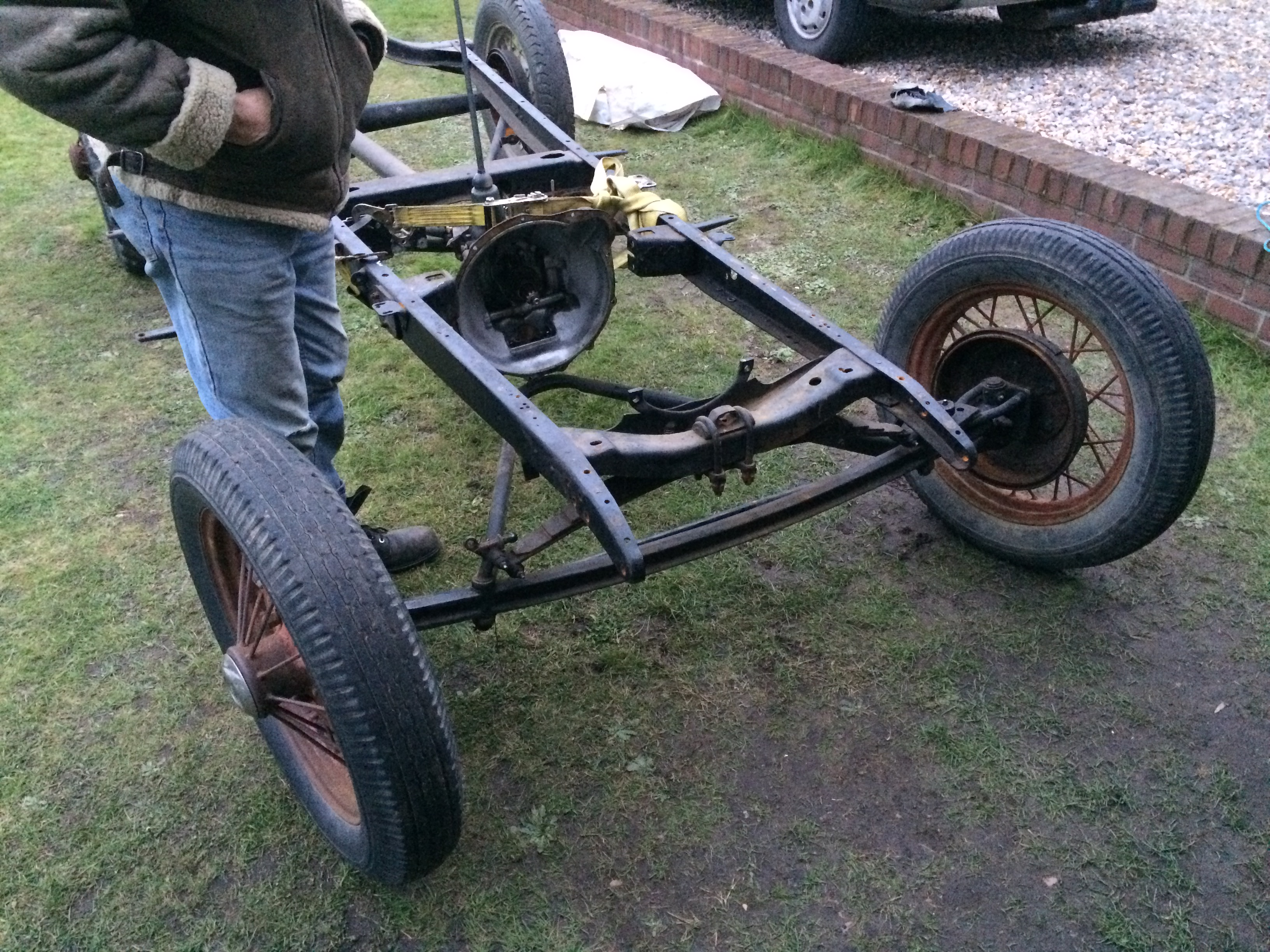 Model A Chassis