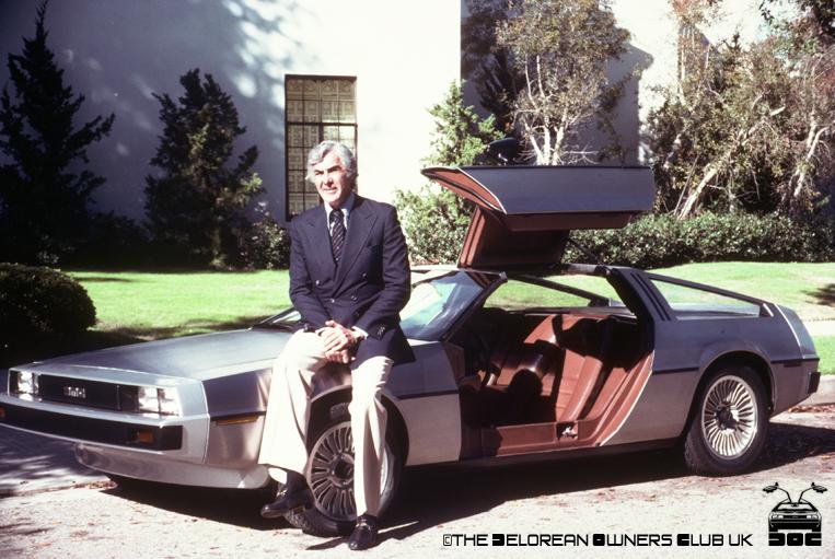 DeLorean - Celebrating the Impossible