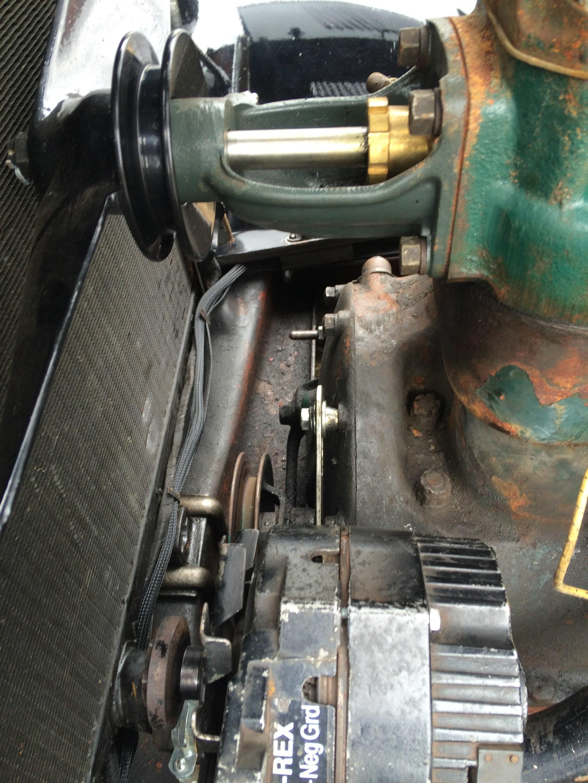 Nu-Rex Alternator Belt Issue