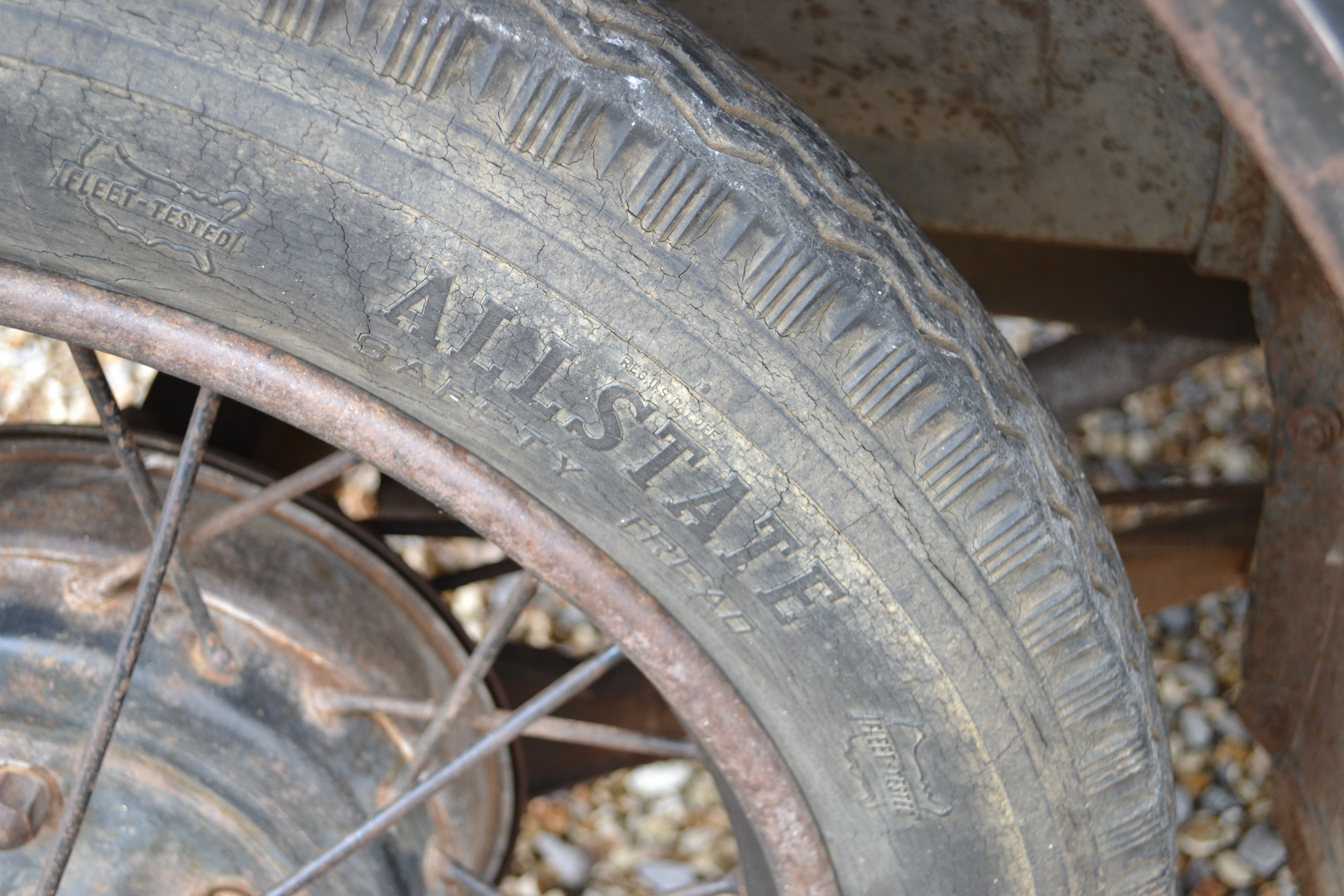 Allstate Tyres 1926-1995