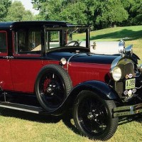 Rare Indeed - 1929 Model A Town Car