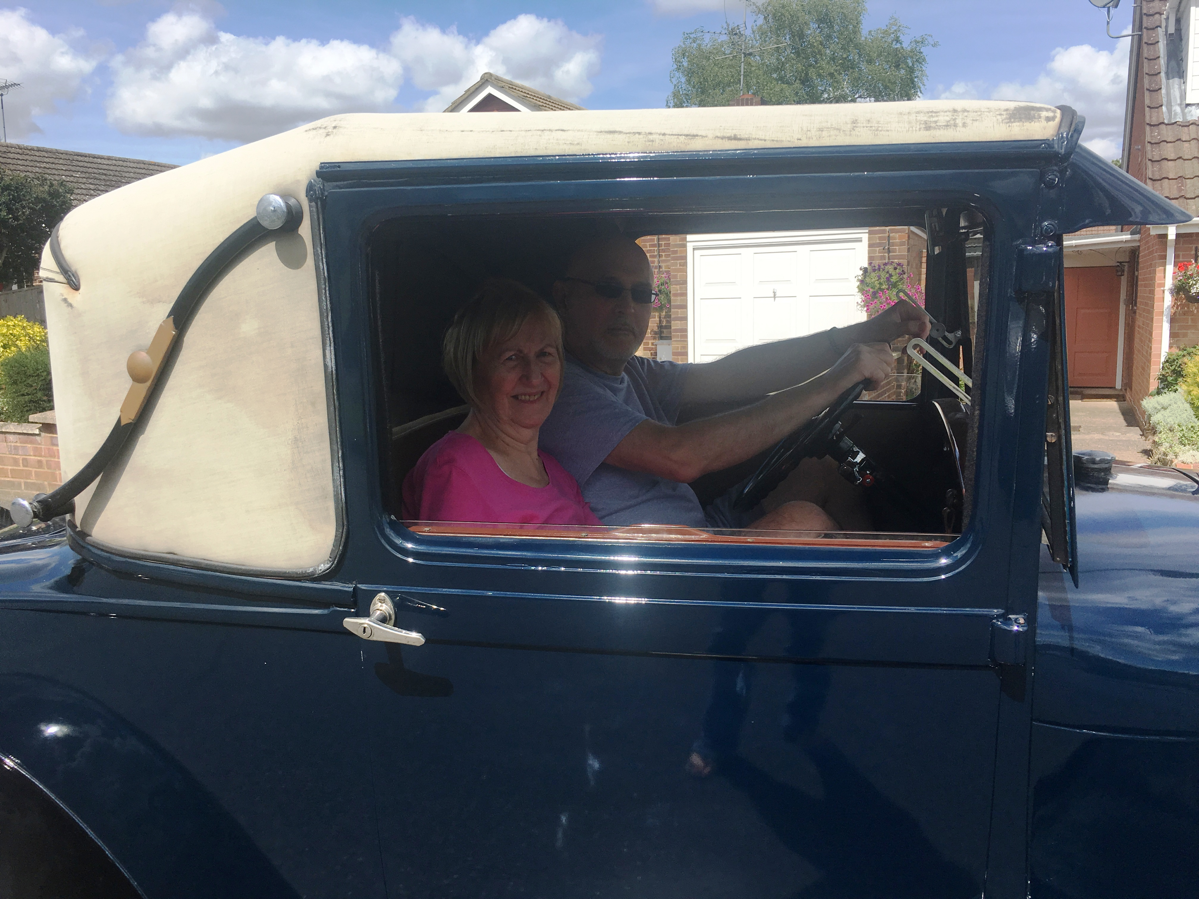 Noreen and the Model A