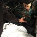 Fitting Mike's Affordable Oil Filter Kit