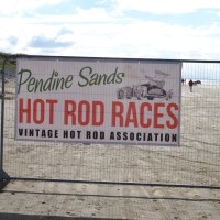 7th Annual VHRA Pendine Sands Hot Rod Races