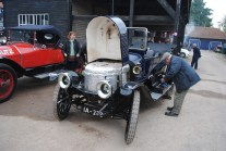 Stanley at the Steam Up