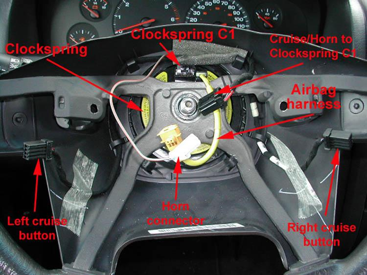 2011 Caravan Clock Spring Wiring Diagram Why Is My Airbag Light On Top 3 Of The Most Common Causes