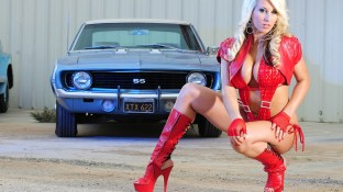 Girls and Cars 15
