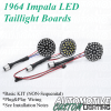 1964 Impala LED Boards