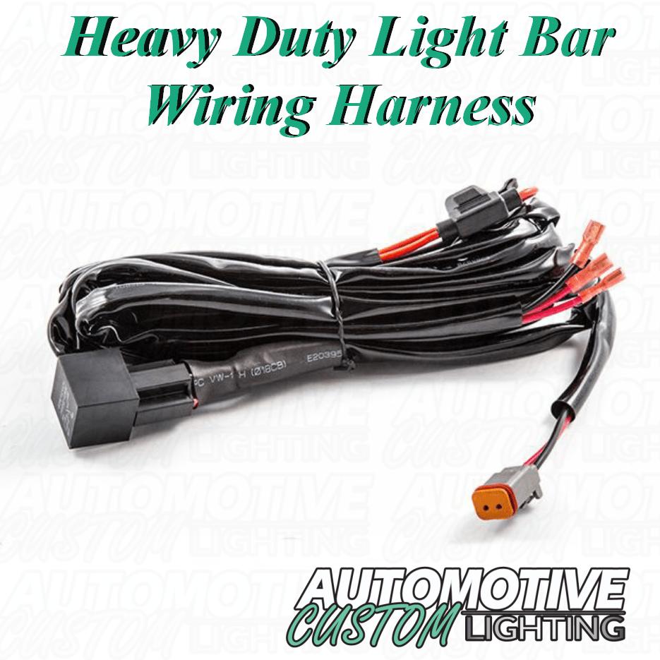 hight resolution of lighting wiring harnes