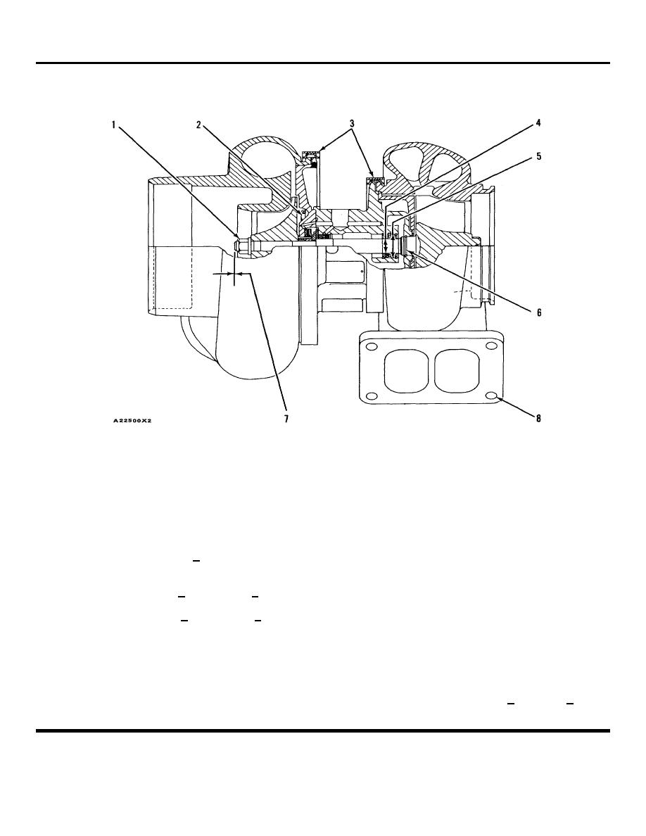 TURBOCHARGER TV81