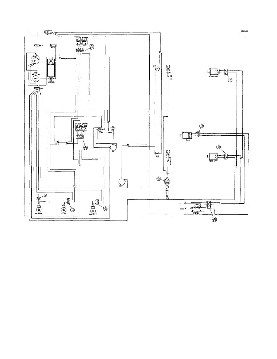 hight resolution of 3500 engine wiring diagram ref 5n8944 earlier systems with 5n9310 pressure switch