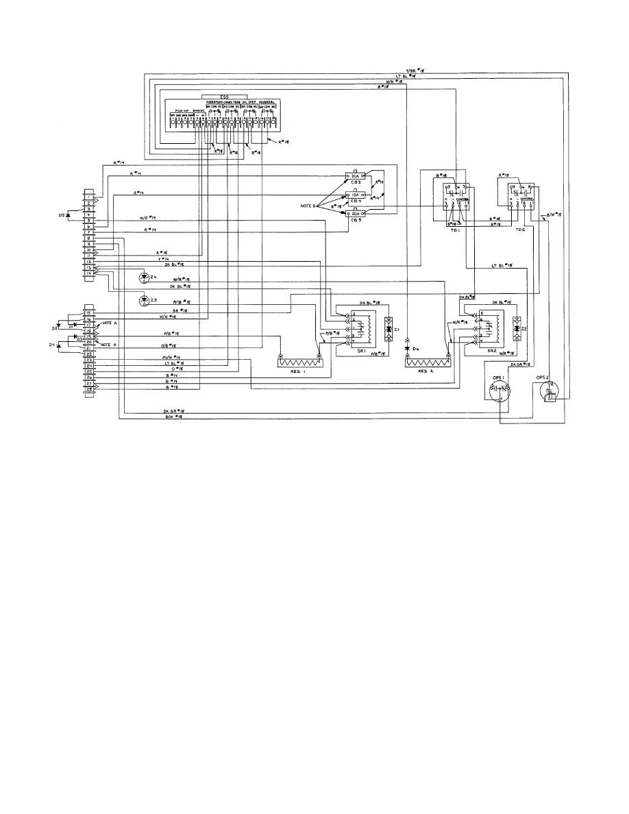 wiring diagram for back up alarms