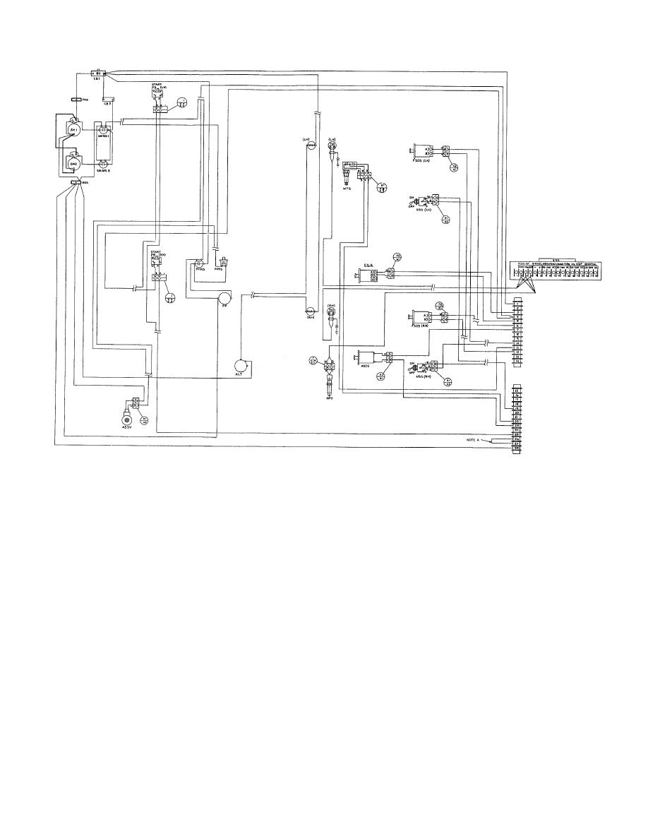 3500 ENGINE WIRING DIAGRAM (REF 5N8944) (All Possible