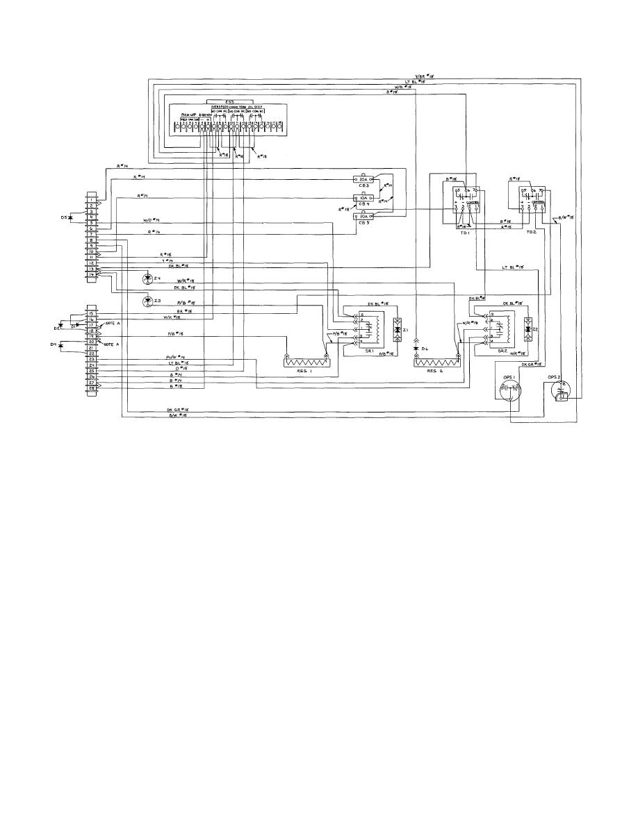 medium resolution of typical junction box wiring diagram ref 5n8944 tm 5 2815 232 140569 wiring diagram for telecaster wiring diagram ref